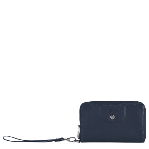 Compact wallet, Navy, hi-res - View 1 of 2
