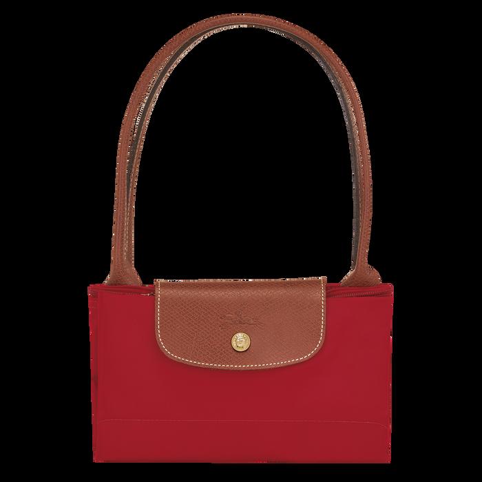 Le Pliage Original Sac porté épaule S, Rouge