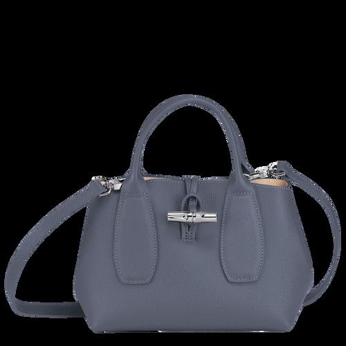 Top handle bag S, Pilot blue, hi-res - View 1 of 4