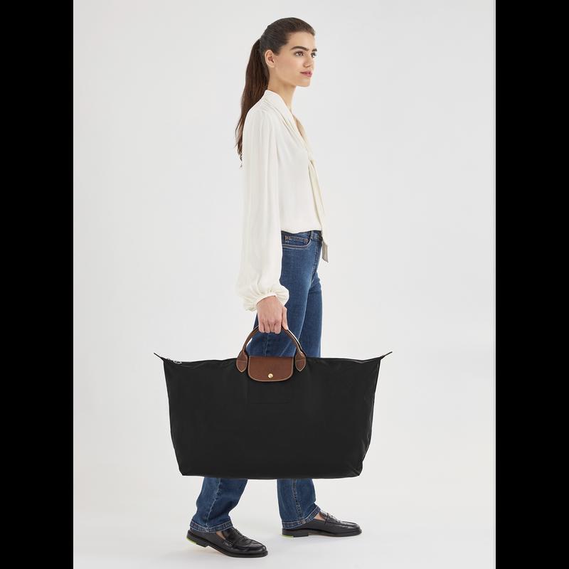 Le Pliage Travel bag XL, Grey