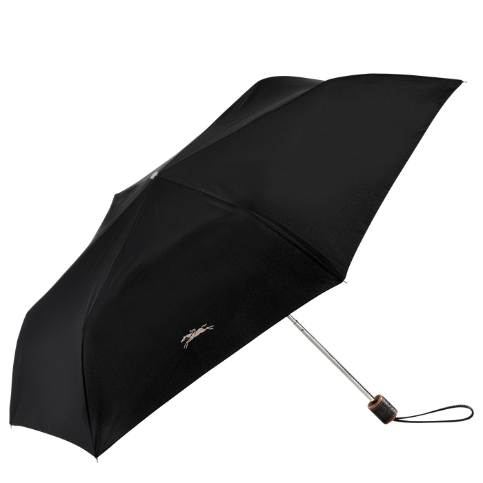 Parapluie homme Retractable umbrella, Black