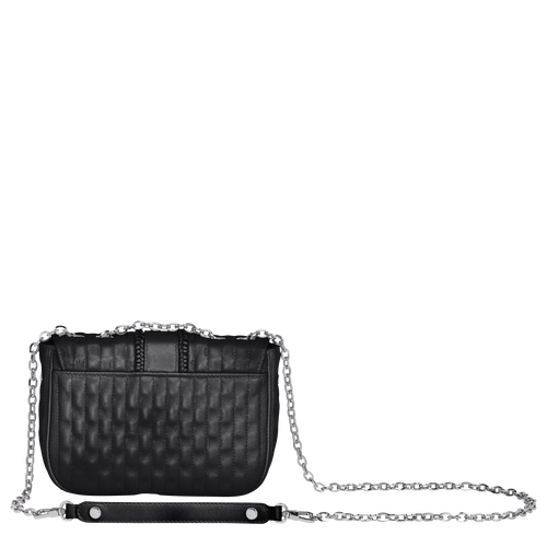 Crossbody bag XS, Black, hi-res - View 3 of 3