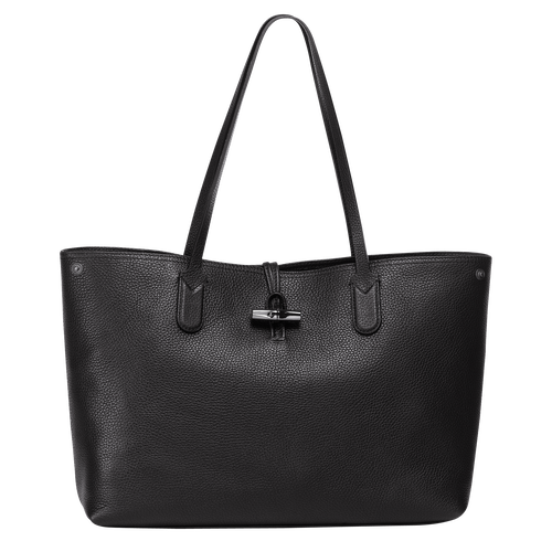 View 1 of Essential Shoulder bag L, Black, hi-res