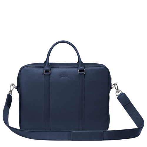 Briefcase XS, Navy - View 3 of  3 -
