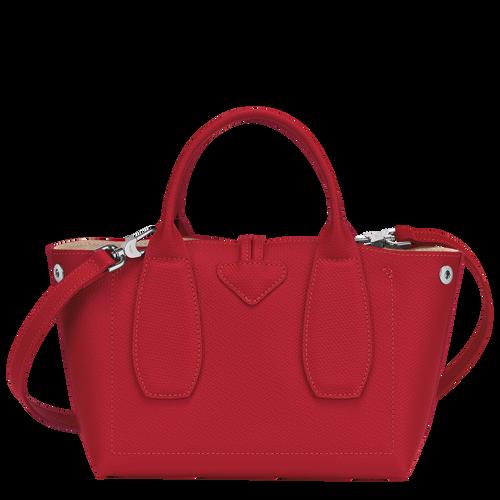 Top handle bag S, Red, hi-res - View 4 of 4