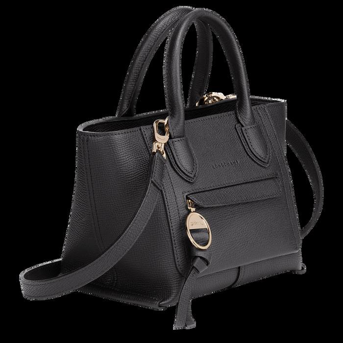 Top handle bag S, Black - View 2 of  3 - zoom in