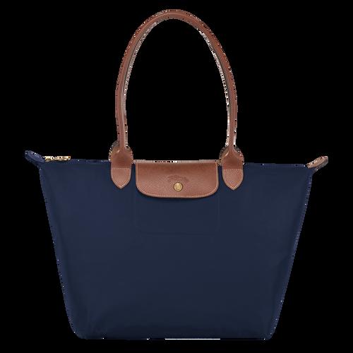 Shoulder bag L, Navy - View 1 of  4 -
