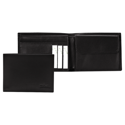 Wallet, Black/Ebony - View 1 of  3 -