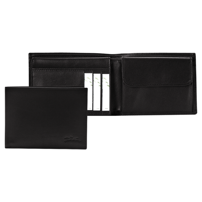 Wallet, Black/Ebony - View 1 of  3 - zoom in