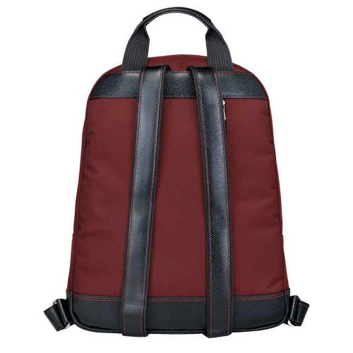 Backpack, Red lacquer - View 3 of  3 -