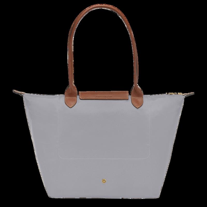 Shoulder bag L, Grey - View 3 of  5 - zoom in