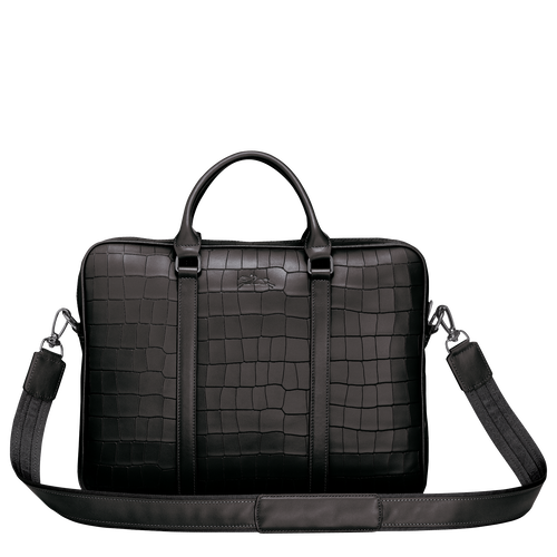 Briefcase XS, Black, hi-res - View 3 of 3