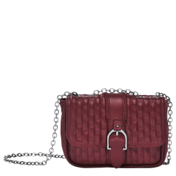 Shoulder Bag XS, 009 Burgundy, hi-res