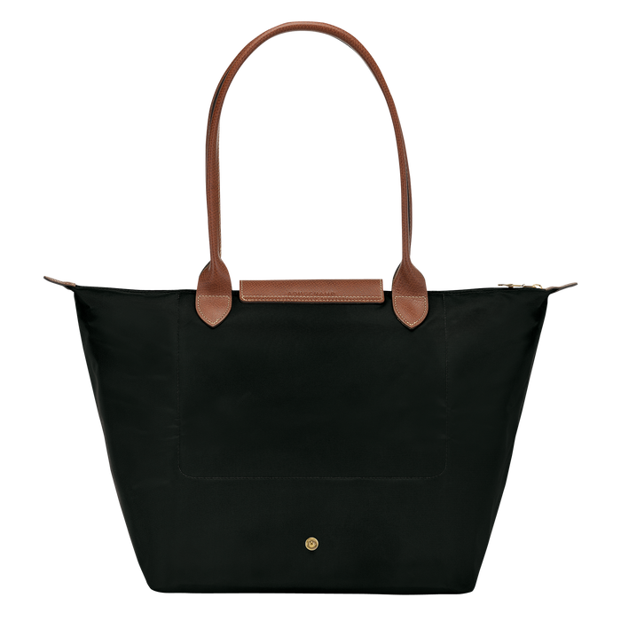 Le Pliage Original Shopper L, Schwarz