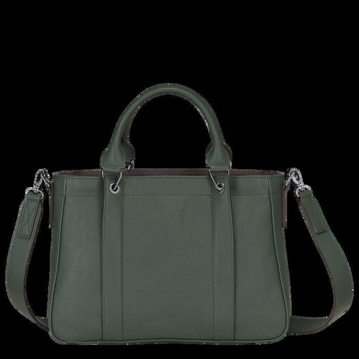 탑 핸들백 S, Longchamp Green - 3 이미지 보기 3 - 확대하기