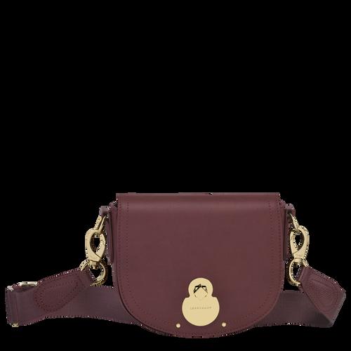 Cavalcade Crossbody bag S, Burgundy