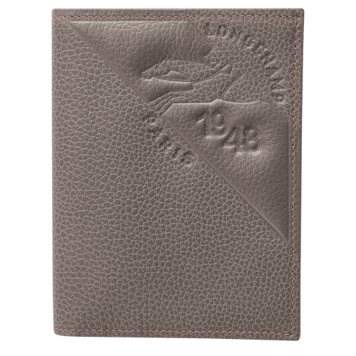 Card holder, Taupe - View 1 of  2 -