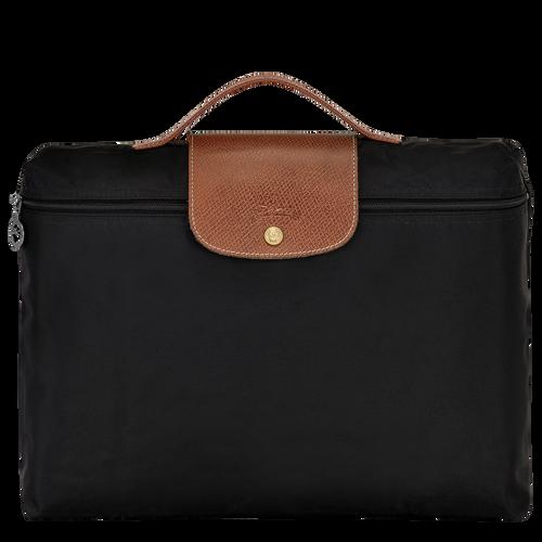 Briefcase S Le Pliage Original Black (L2182089001) | Longchamp CA
