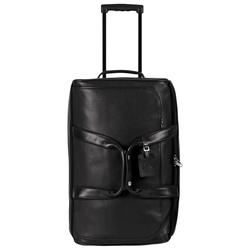 Reisetaschen mit Rollen, 047 Schwarz, hi-res