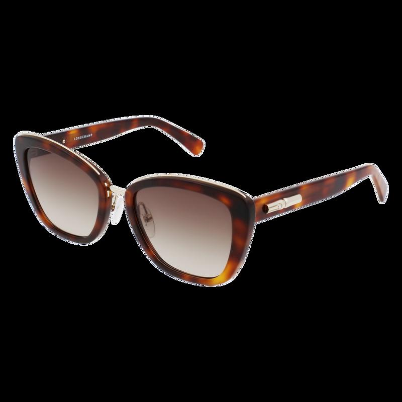 Spring-Summer 2021 Collection Sunglasses, Havana