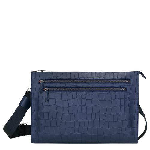 Crossbody bag L, Navy - View 1 of  3 -