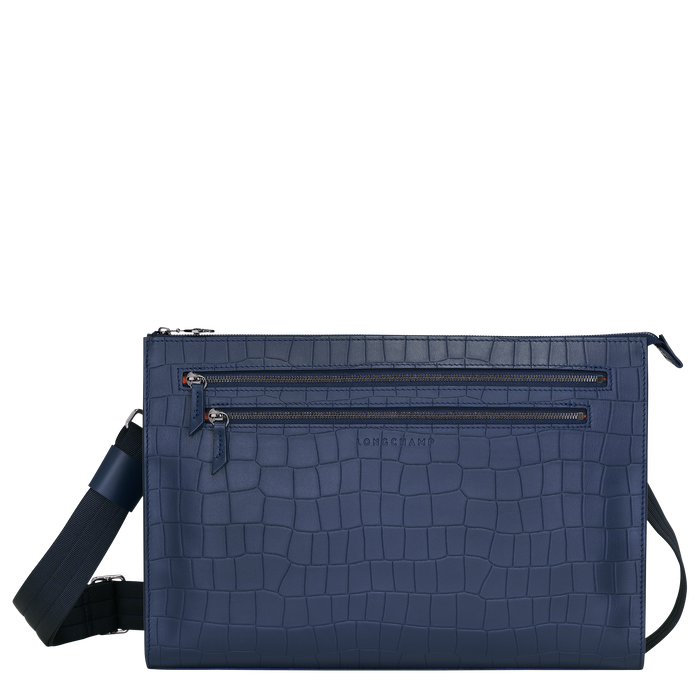 Crossbody bag L, Navy - View 1 of  3 - zoom in