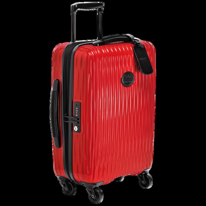 Valise cabine, Rouge - Vue 2 de 3 - agrandir le zoom