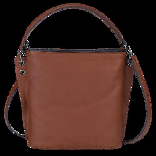 Crossbody bag, Cognac - View 3 of  3 -