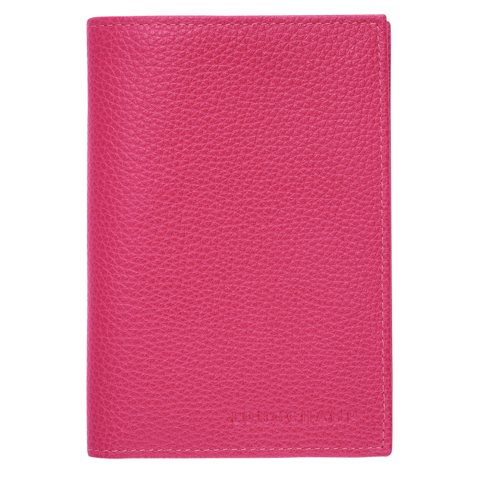 Passport cover, Pink/Silver - View 1 of  2 - zoom in