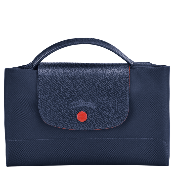 Briefcase S, Navy - View 4 of  5 - zoom in