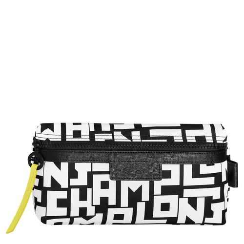 View 1 of Pouch, 067 Black/White, hi-res