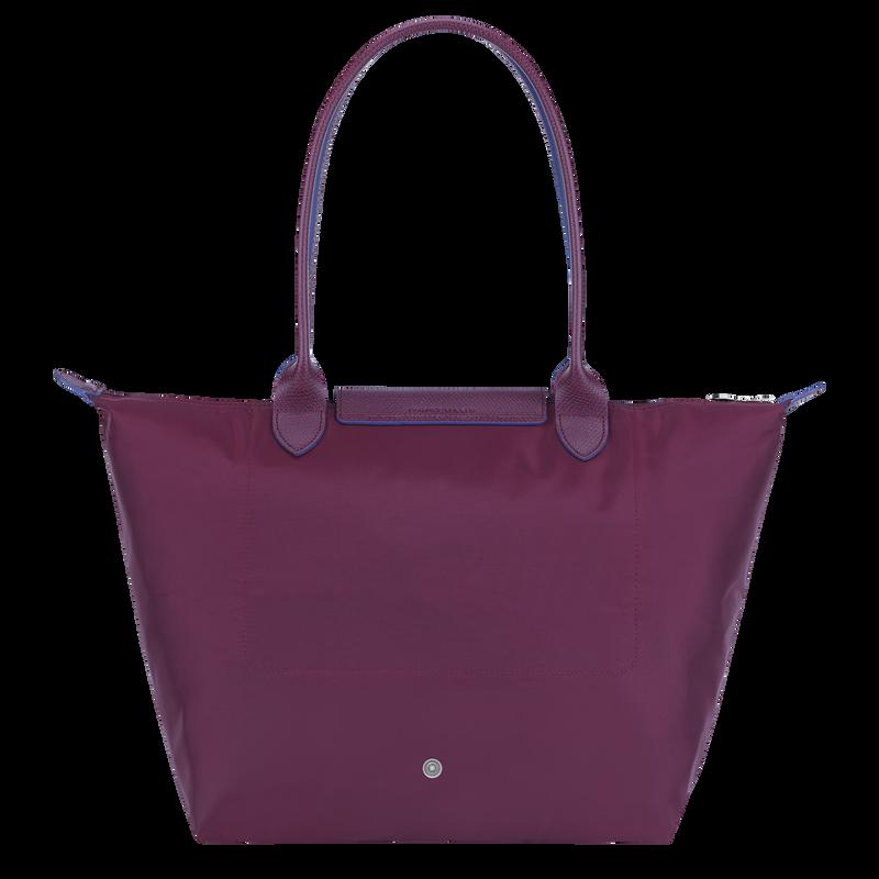 Shoulder bag L, Plum - View 3 of  4 - zoom in