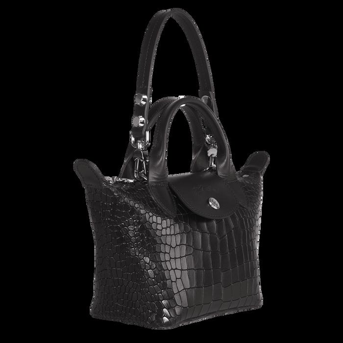 Top handle bag XS, Black - View 2 of  3 - zoom in
