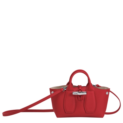 Top handle bag S, Red, hi-res - View 2 of 4