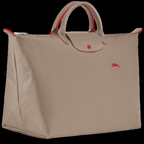 Travel bag L, Brown, hi-res - View 2 of 4