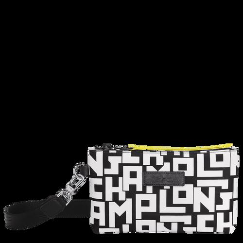 手拿包, 黑/白色, hi-res - 1 的視圖 3