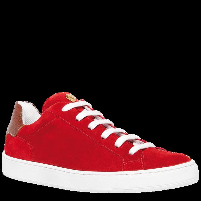 Sneakers, Rouge - Vue 2 de 5 - agrandir le zoom