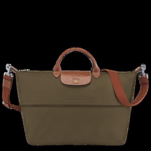 Travel bag, Khaki - View 4 of  4 -
