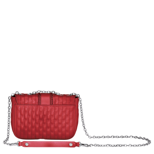 Crossbody bag XS, Red - View 3 of  3 -