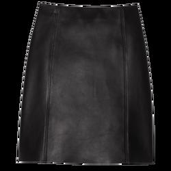 Skirt, 001 Black, hi-res