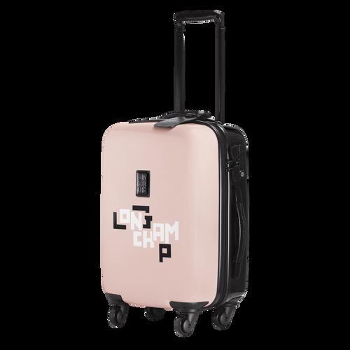Koffertje op wieltjes, 550 Lichtroze, hi-res