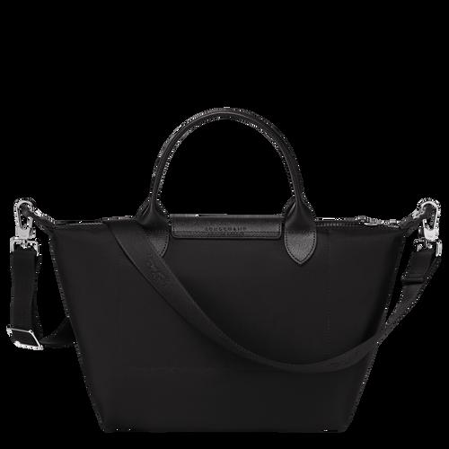 Top handle bag S, Black - View 3 of  4 -