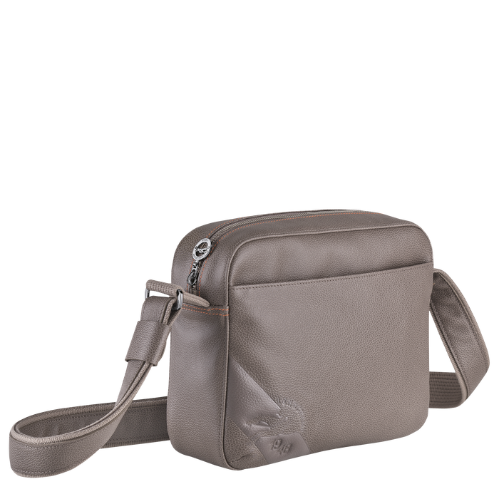 Crossbody bag, Taupe - View 2 of 3 - zoom in