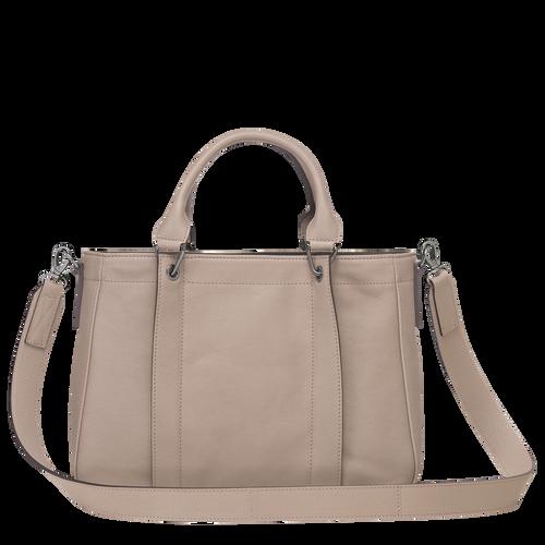 Top handle bag S, Brown, hi-res - View 3 of 3