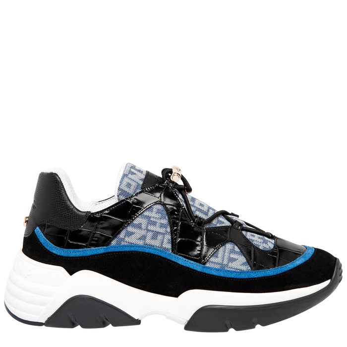 Spring-Summer 2021 Collection Sneakers, Blue
