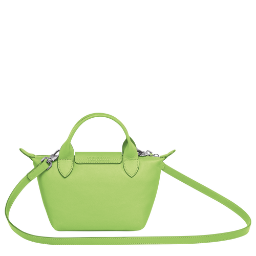 Top handle bag XS, Green - View 3 of  3 -