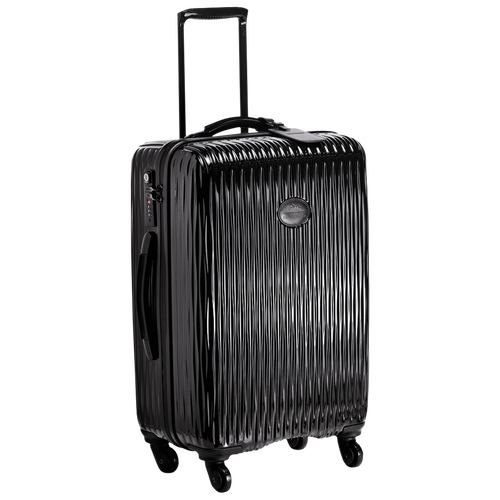 Koffer, Zwart/Ebbenhout - Weergave 2 van  3 -