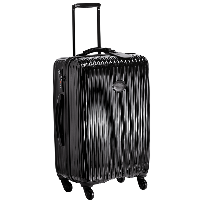 Koffer, Zwart/Ebbenhout - Weergave 2 van  3 - Meer inzoomen.