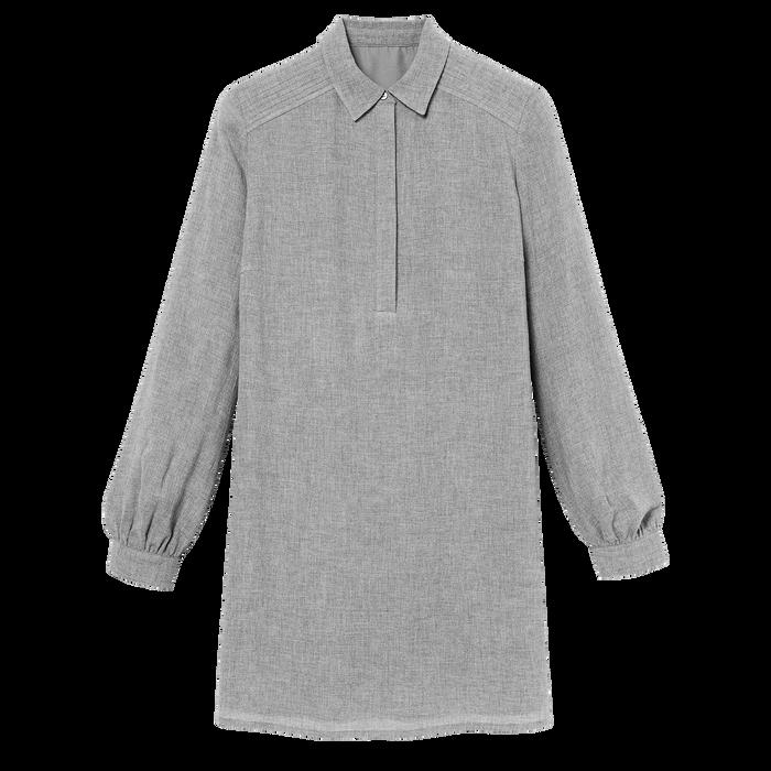 Fall-Winter 2021 Collection Short dress, Grey