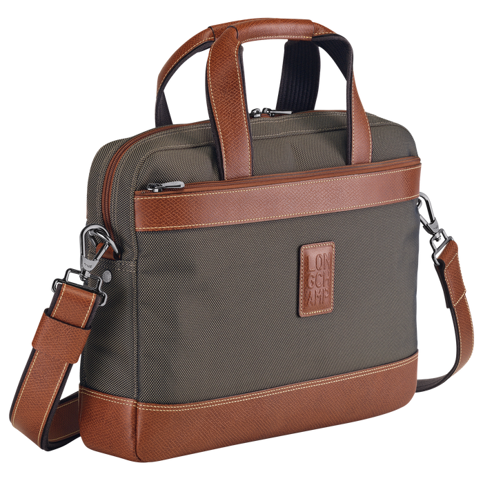 Briefcase S, Brown - View 2 of  3 - zoom in